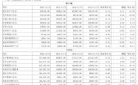 财务分析:结构分析、基本分析